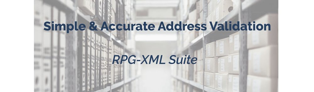Accurate Address Validation on Your IBM i