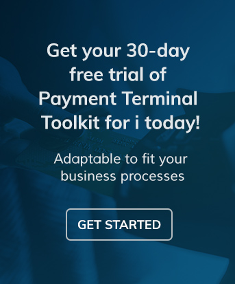 Payment Terminal Toolkit for i
