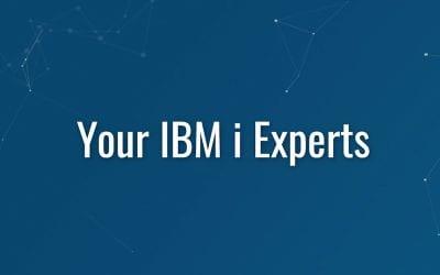 IBM i Experts